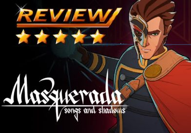 [Review] Masquerada: Songs and Shadows