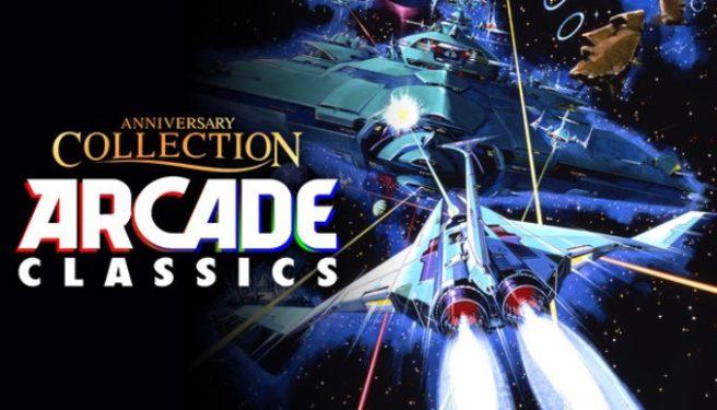 [Switch] Arcade Classics Anniversary Collection recebe atualização; Confira as novidades