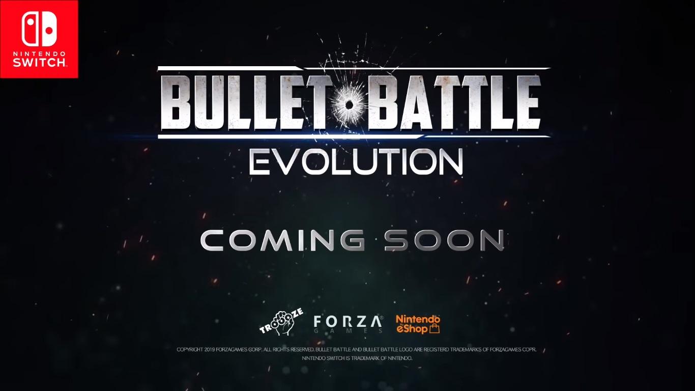 Bullet Battle Evolution chega ao Nintendo Switch na próxima semana