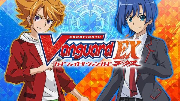 [Switch] Cardfight!! Vanguard EX recebe seu primeiro trailer