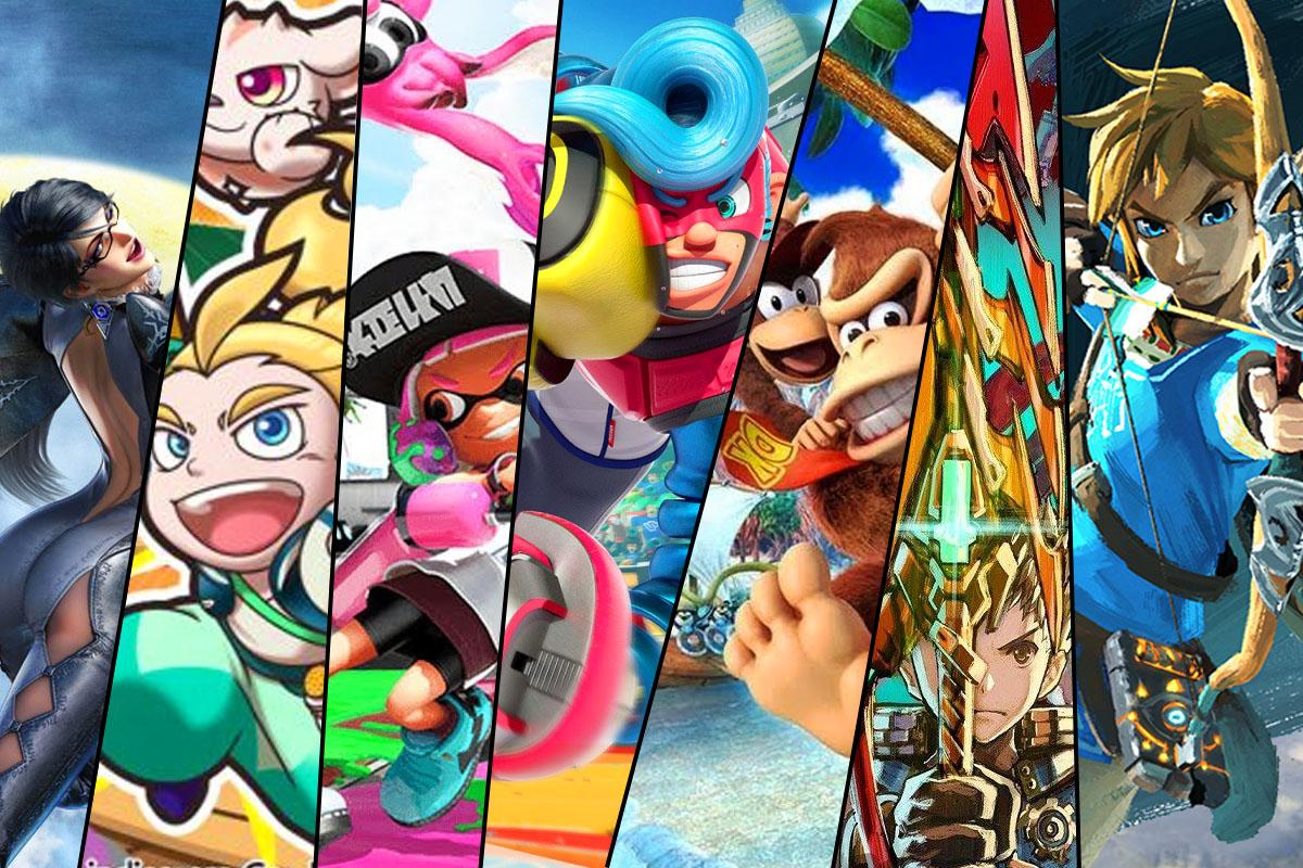 Famitsu: Confira as vendas atualizadas dos jogos First Party em mídia física no Japão