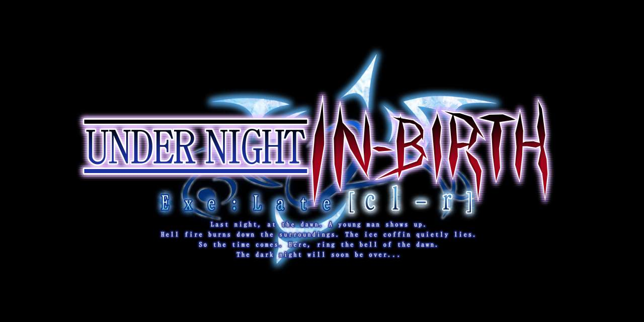Under Night In-Birth Exe:Late[cl-r] supostamente vazado para o Nintendo Switch