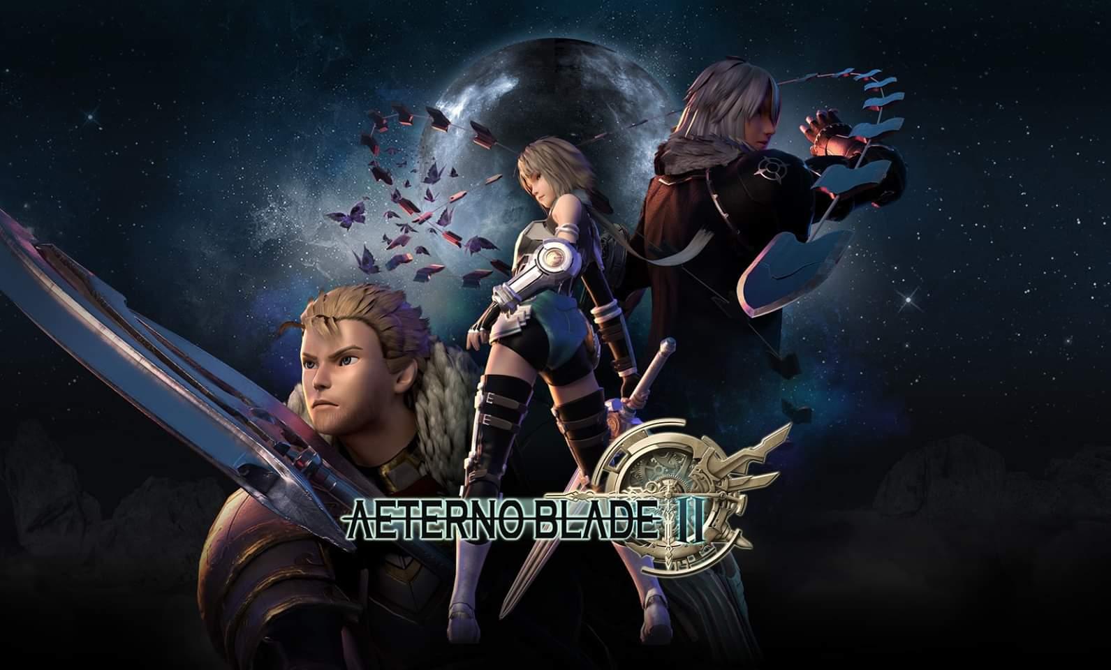 [Switch] AeternoBlade II chega durante o outono americano; PQube publicará o jogo na Europa e nas Américas