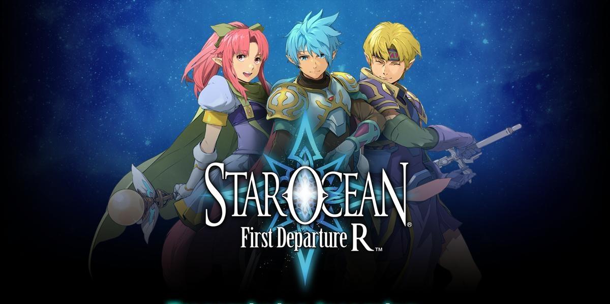 [ATUALIZADO] Square Enix anuncia Star Ocean: First Departure R para o Nintendo Switch