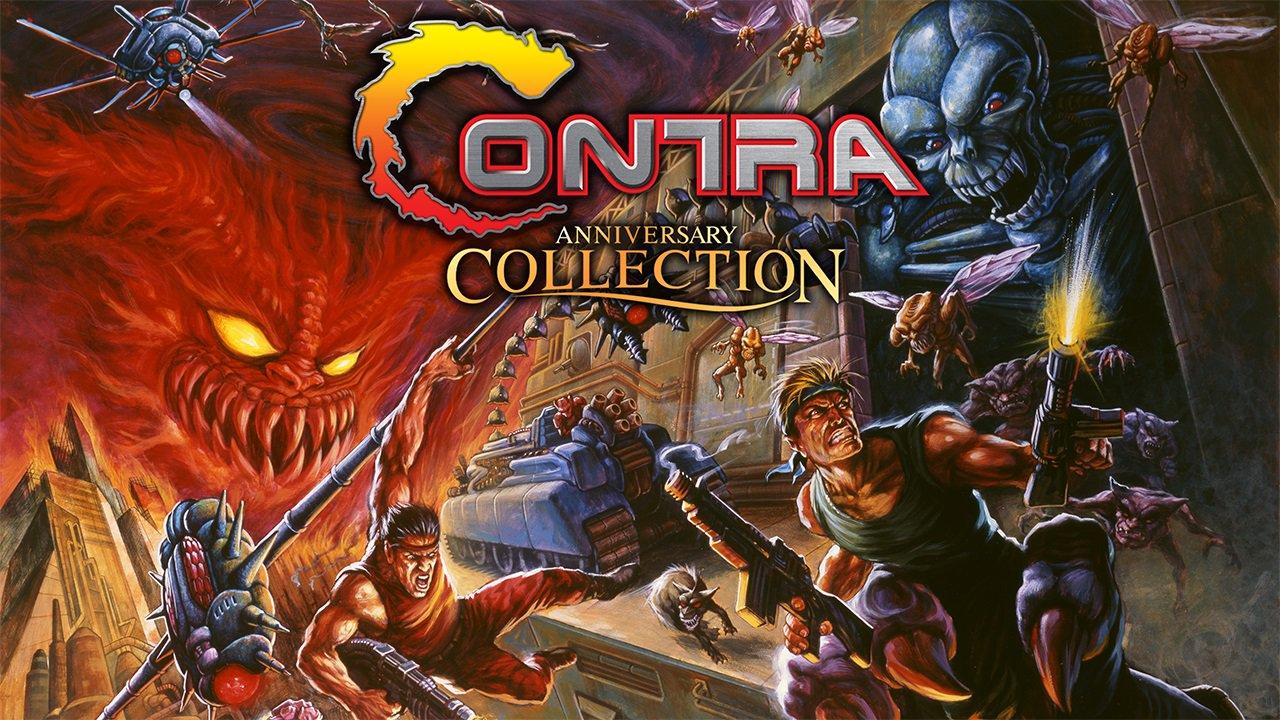 Contra Anniversary Collection – Lista completa dos jogos que estarão disponíveis na coletânea