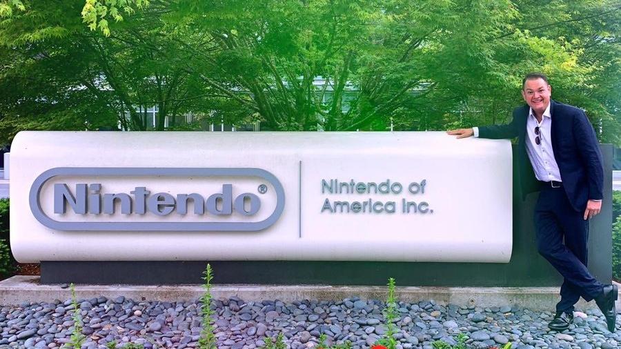 John Vignocchi, ex-chefe da Gearbox Publishing, se junta à Nintendo of America