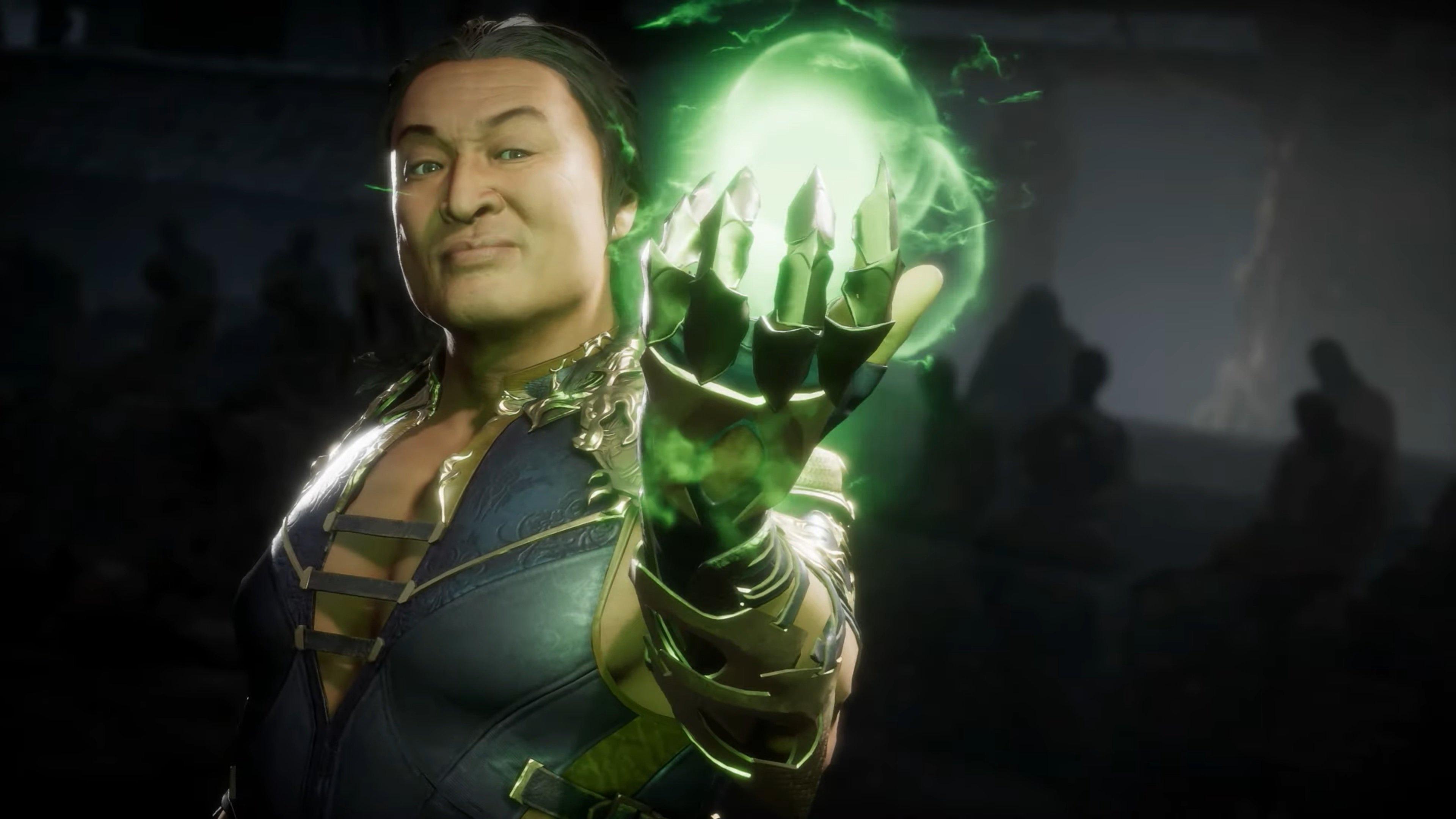 Spawn, Sindel e Nightwolf serão adicionados em Mortal Kombat 11 via DLC; Trailer para o personagem Shang Tsung