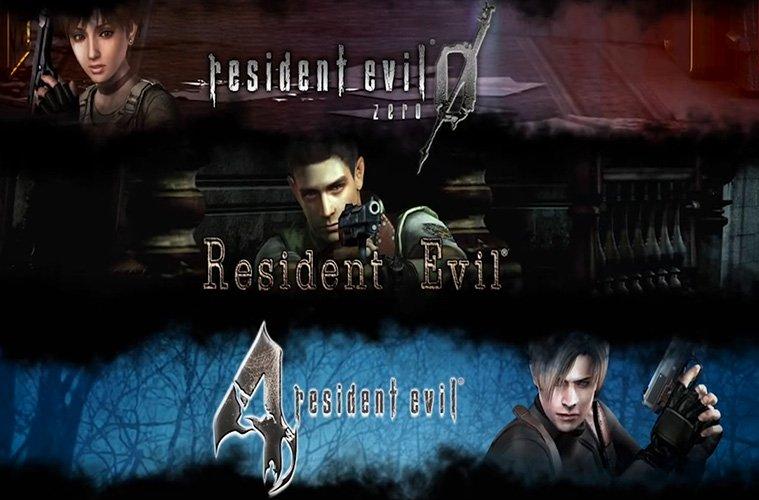 Digital Foundry – Análise técnica de Resident Evil, Resident Evil 0 e Resident Evil 4 para o Nintendo Switch