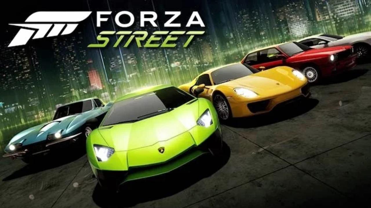 Rumor: Jogo Free-to-play Forza Street pode chegar ao Nintendo Switch de acordo com os códigos do jogo