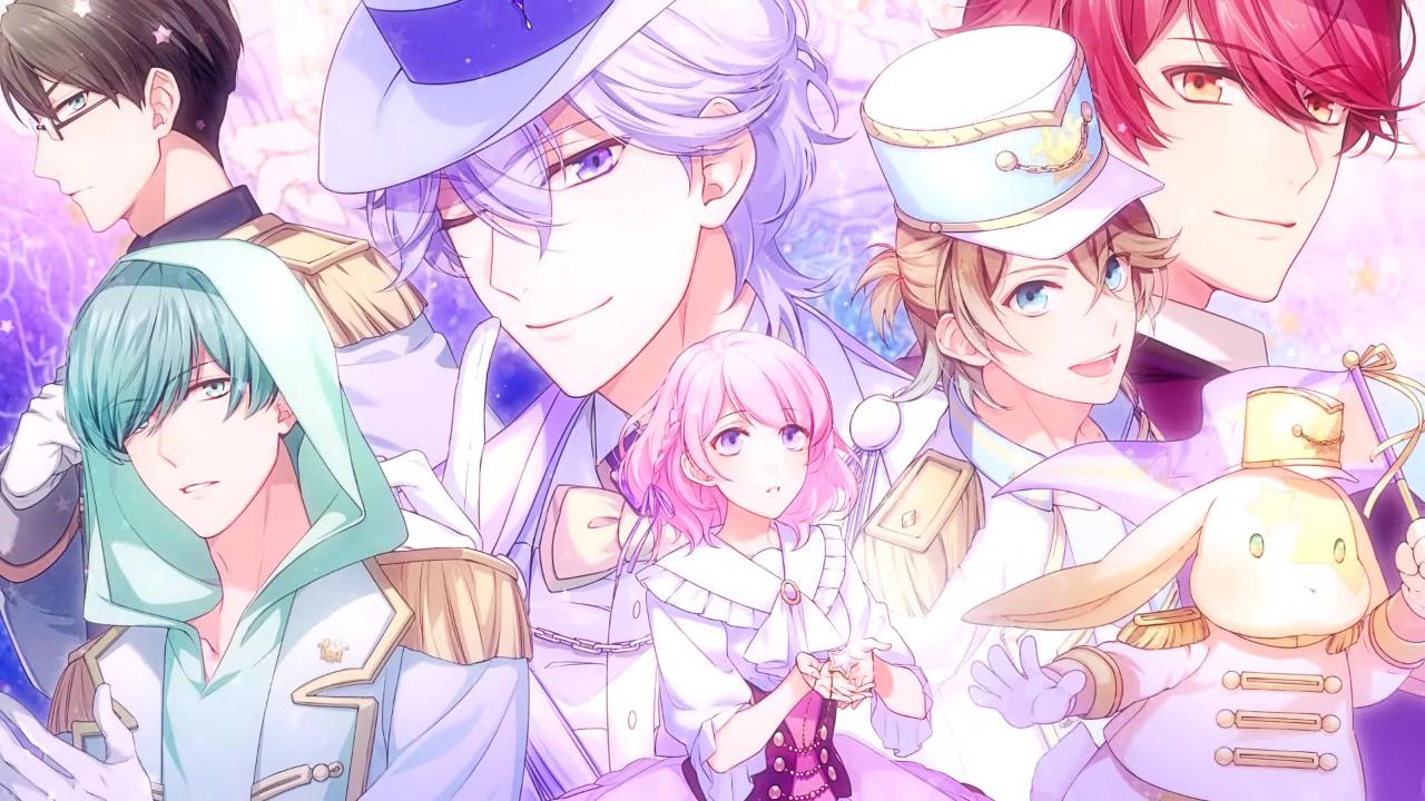 Mages anuncia a Otome visual novel Genso Maneji – Rêver d'un Manège para o Nintendo Switch