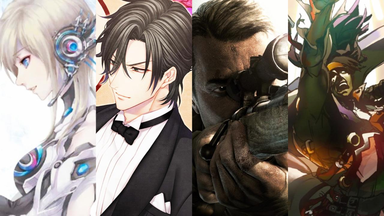 [Switch/3DS] Jogos em formato físico da semana – Sniper Elite V2 Remastered, Guilty Gear 20th Anniversary Edition, e muito mais