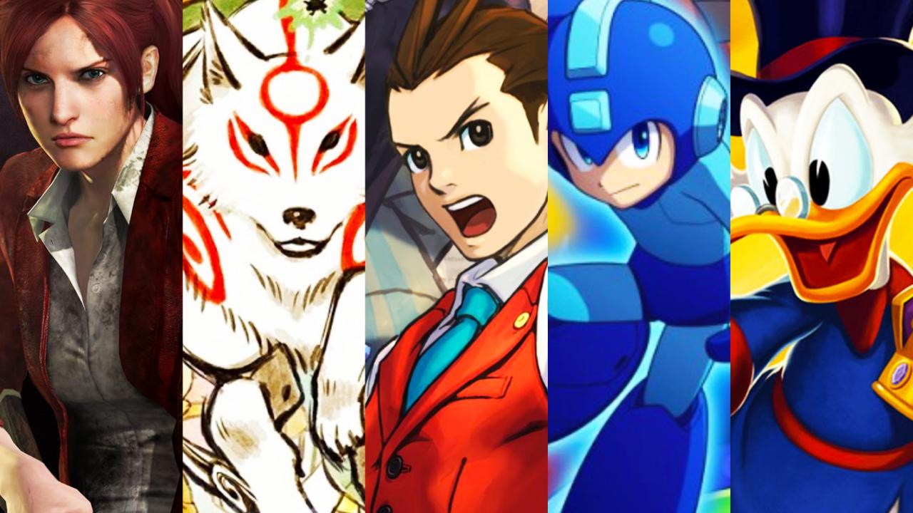 [Switch/3DS/Wii U] Capcom Publisher Sale – Vários jogos com até 75% de desconto na eShop
