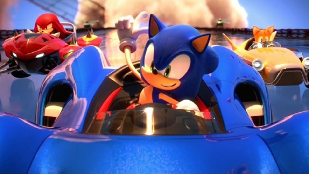 Produtor de Team Sonic Racing explica a razão pelo longo atraso que o jogo teve