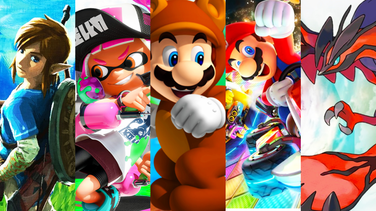 NPD: Jogos de Nintendo Switch e Nintendo 3DS mais vendidos de todos os tempos nos EUA