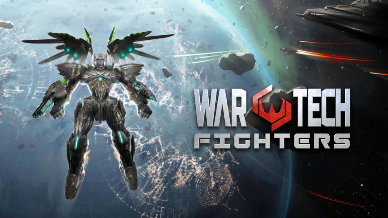 [Switch] War Tech Fighters chega no próximo mês; Data de lançamento, preço e trailer