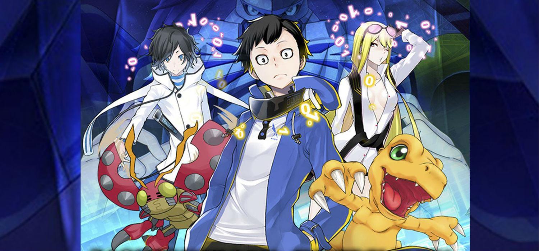 Varejistas listam Digimon Story: CyberSleuth – Hacker's Memory para o Nintendo Switch