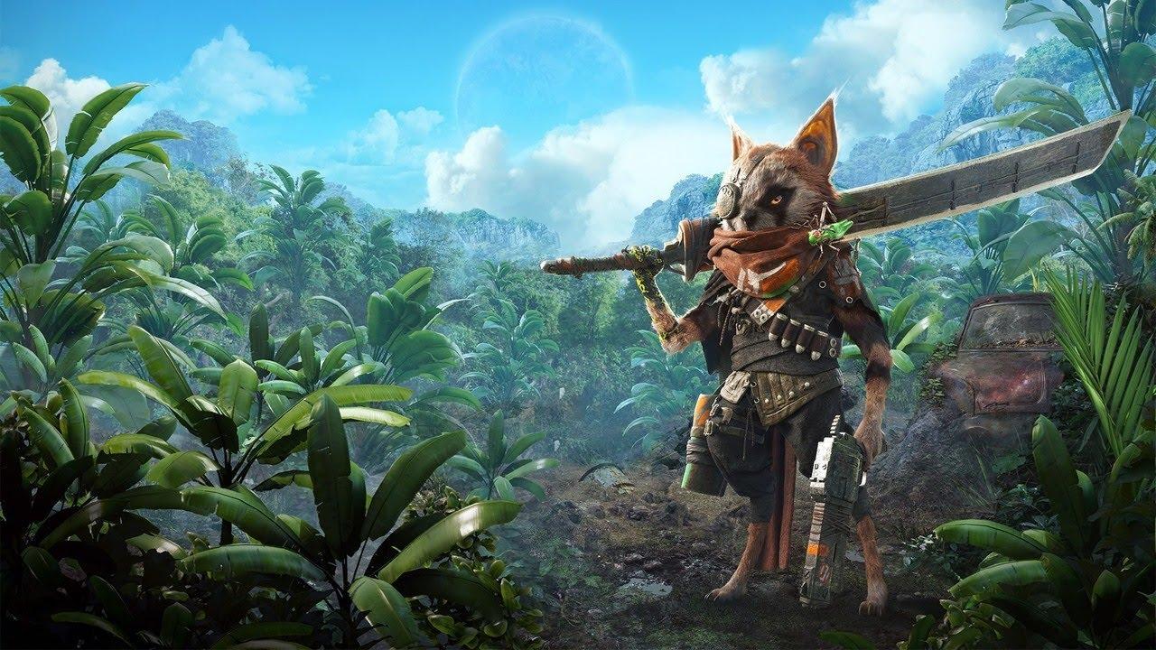 Listagem da EB Games sugere que o RPG mundo aberto Biomutant pode estar a caminho do Nintendo Switch