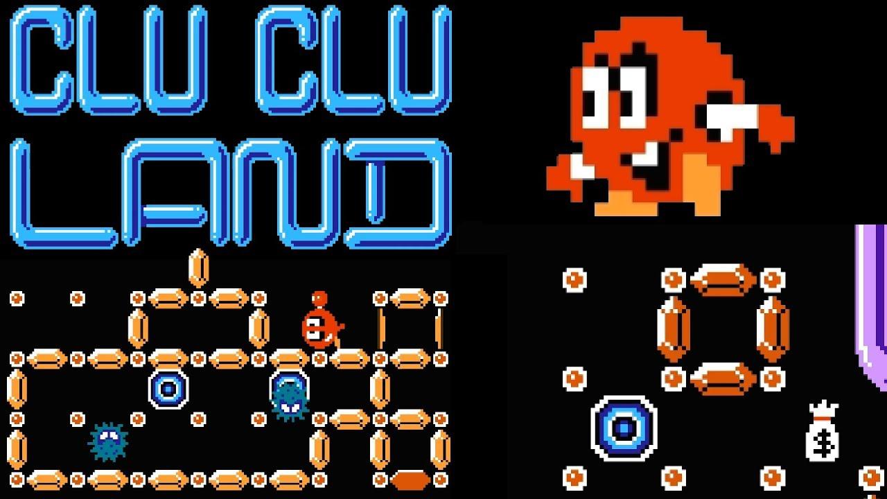 Hamster anuncia nova leva de jogos da linha Arcade Archives para o Switch – Clu Clu Land, Ninja Spirit, Solomon's Key, e  vários outros títulos