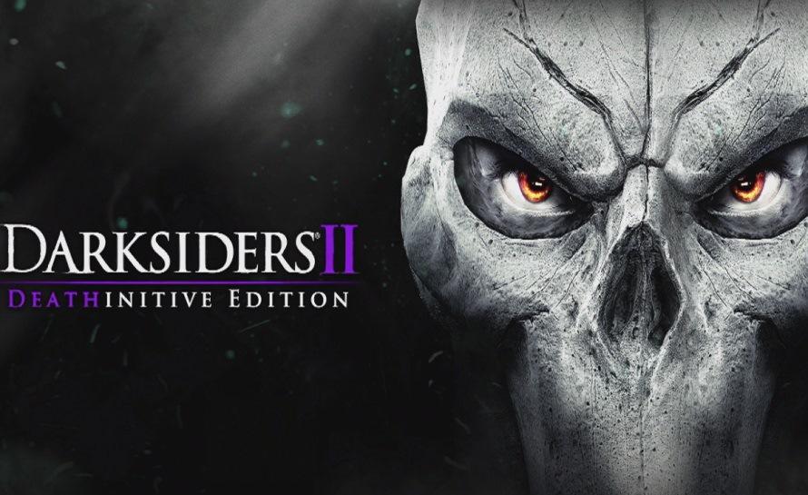 Site da Koch Media lista Darksiders II: Deathinitive Edition para o Nintendo Switch, lançamento em agosto