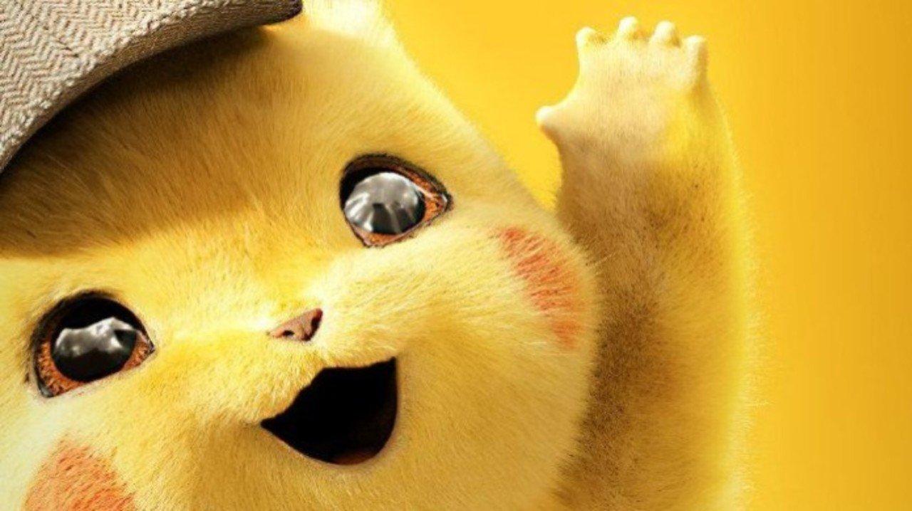 Detective Pikachu teve o maior fim de semana de estreia de todos os tempos para uma adaptação de jogos