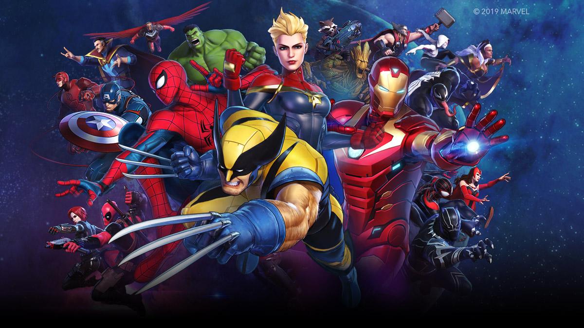 Marvel Games explica por que a Team Ninja está desenvolvendo Marvel Ultimate Alliance 3: The Black Order