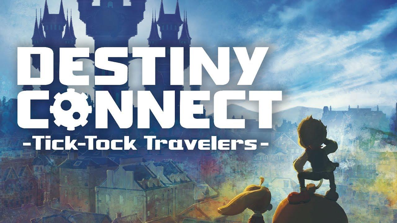 [Switch] RPG Destiny Connect: Tick-Tock Travelers chega em outubro na América do Norte e Europa; Novo trailer