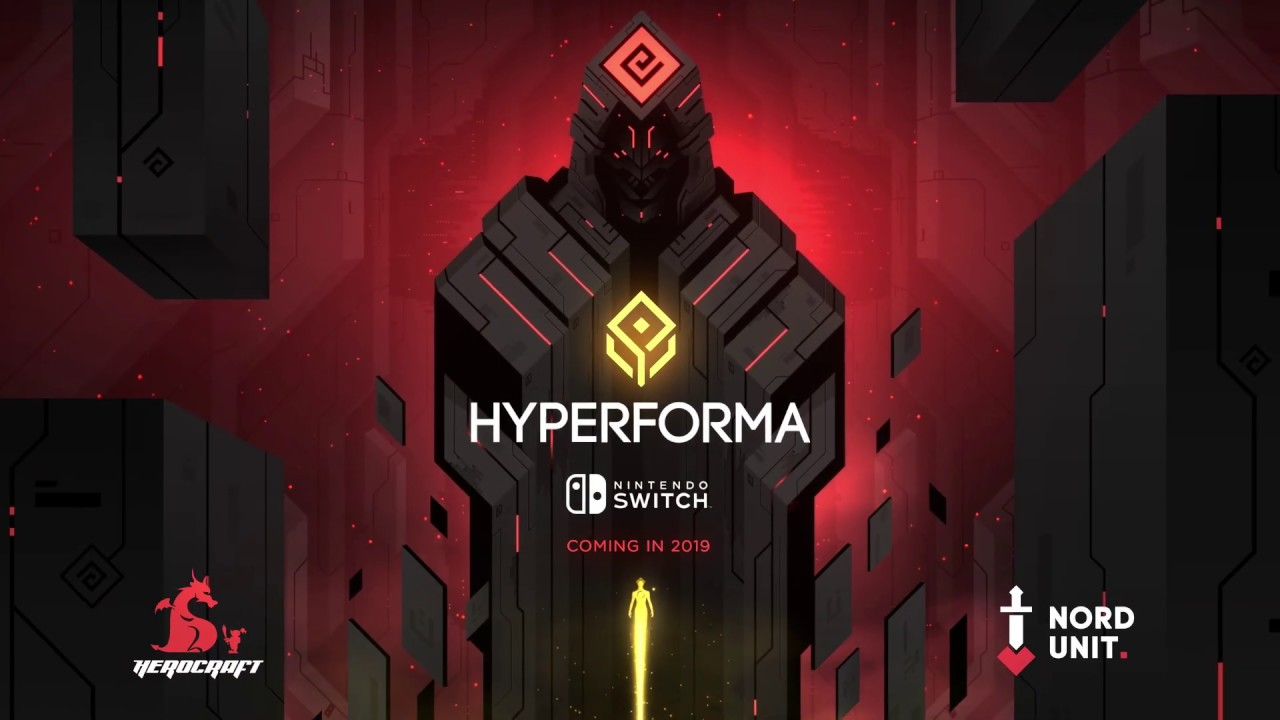 Nord Unit anuncia o jogo de ação Cyberpunk Hyperforma para o Nintendo Switch; trailer