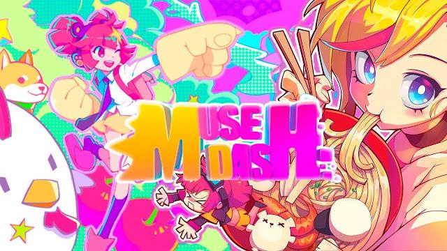 Jogo de ritmo Muse Dash chega ao Nintendo Switch no próximo mês