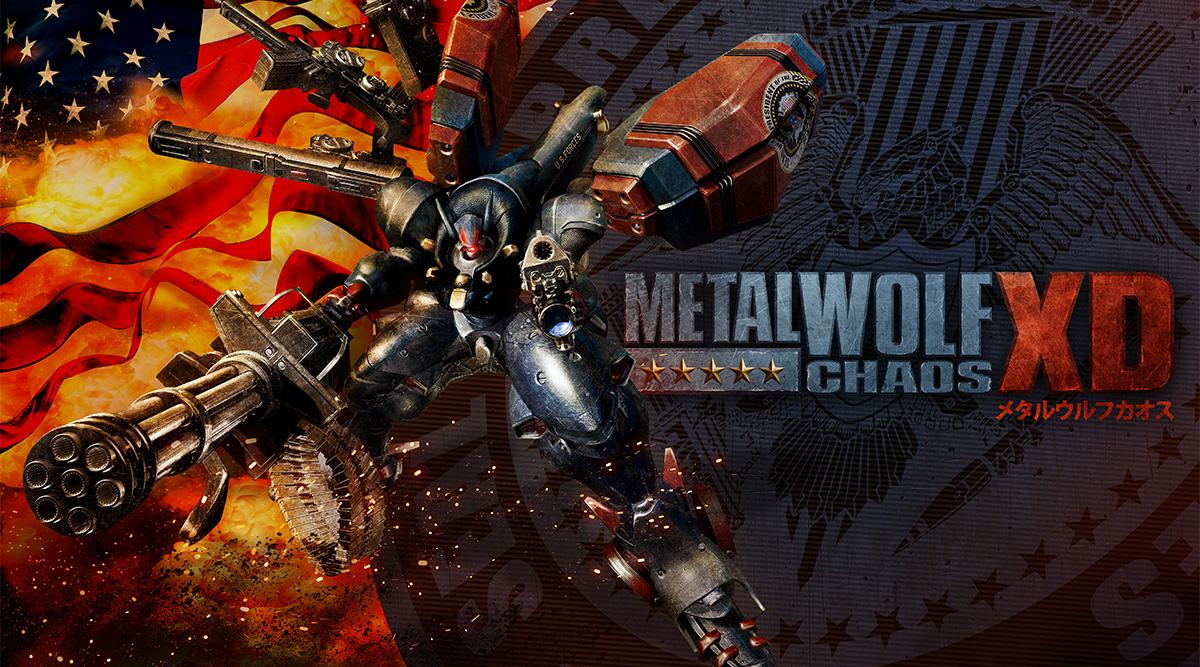 Devolver Digital lista Metal Wolf Chaos XD para o Nintendo Switch em sua programação para a BitSummit 7 Spirits
