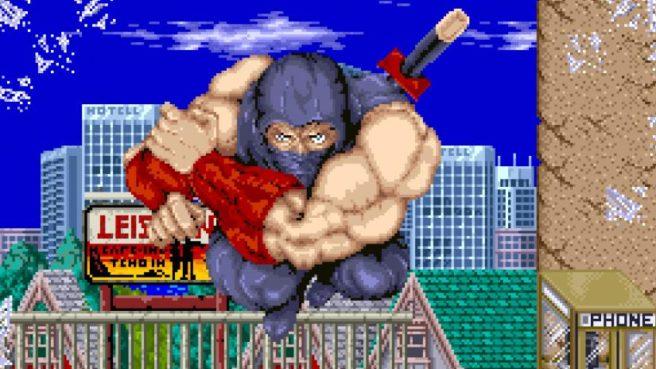 Arcade Archives Ninja Gaiden será lançado nesta semana através da eShop do Nintendo Switch
