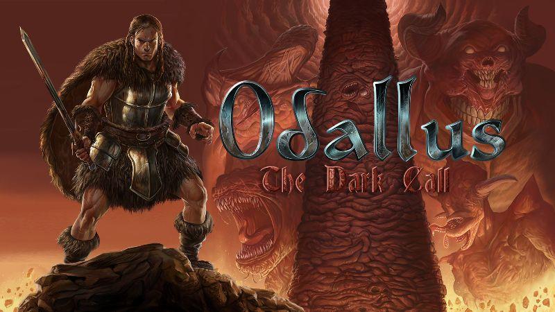 Odallus: The Dark Call – Nova atualização adiciona novo esquema de controles, filtro de TV e muito mais