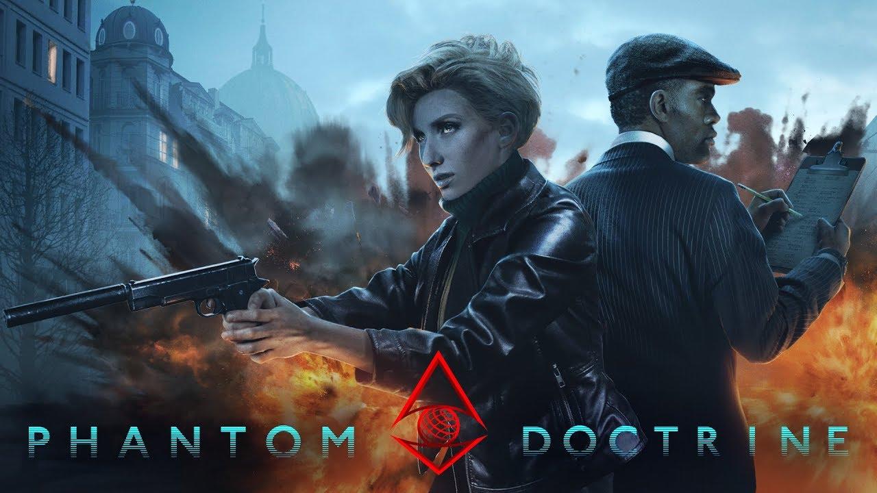 Forever Entertainment anuncia o jogo de estratégia Phantom Doctrine para o Nintendo Switch