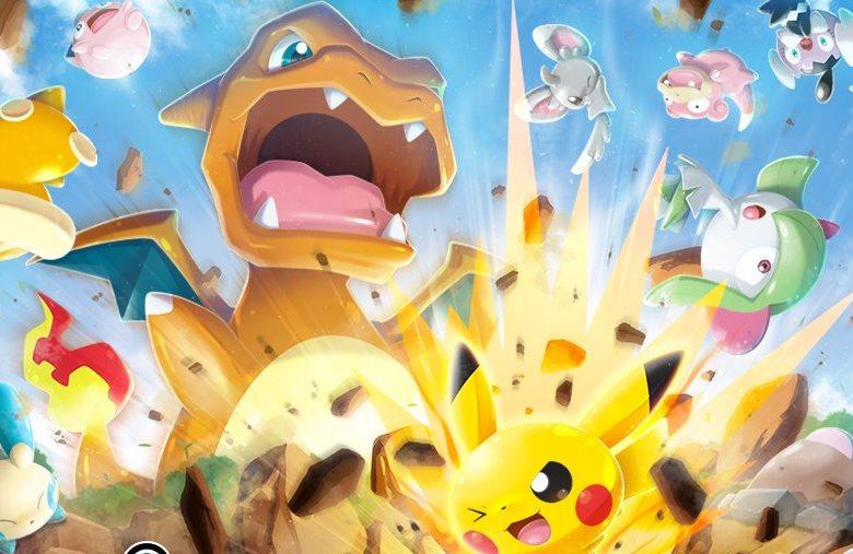 The Pokémon Company anuncia Pokémon Rumble Rush para smartphones