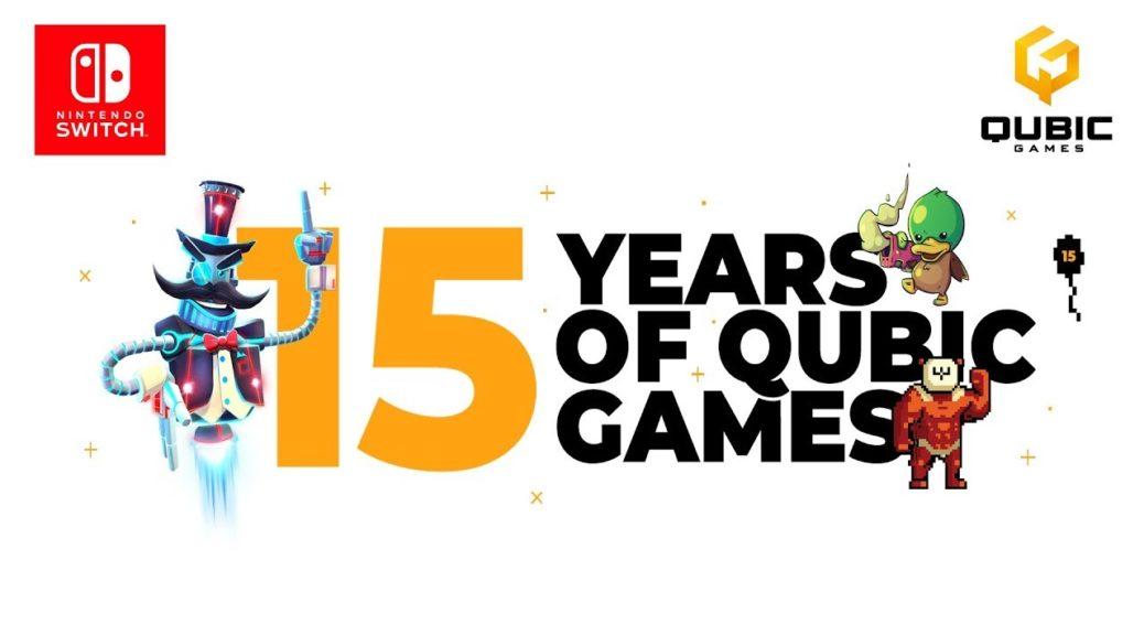 Geki Yaba Runner Anniversary Edition e Robonauts podem ser adquiridos de graça na eShop do Switch