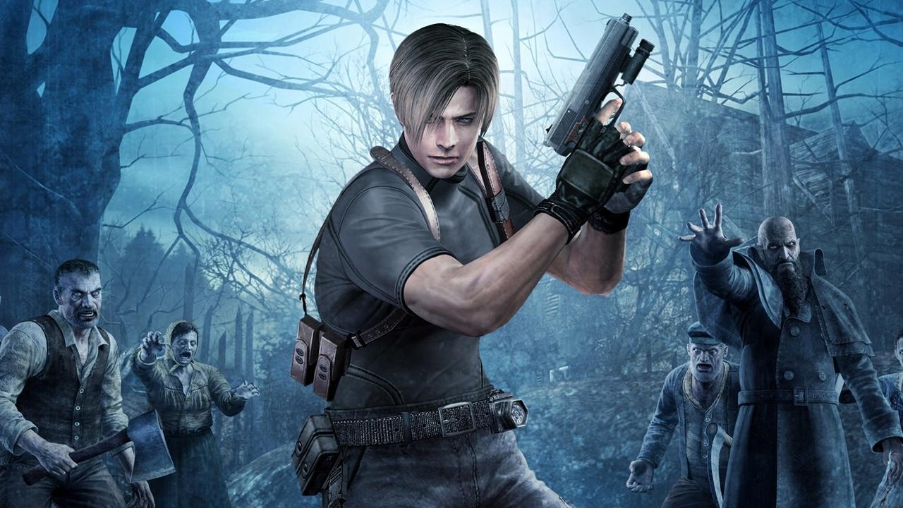 Resident Evil 4 para o Nintendo Switch não terá suporte aos controles de movimento