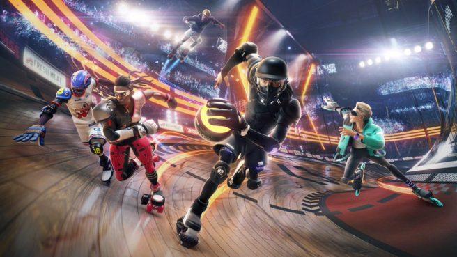 Nova IP da Ubisoft Roller Champions é vazada; Jogo possivelmente vindo para o Nintendo Switch