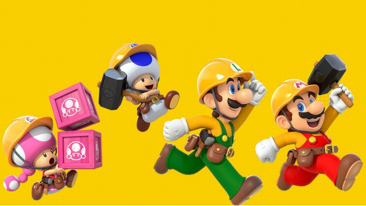[Atualizado] Super Mario Maker 2 não permite jogar com amigos online, apenas com jogadores aleatórios