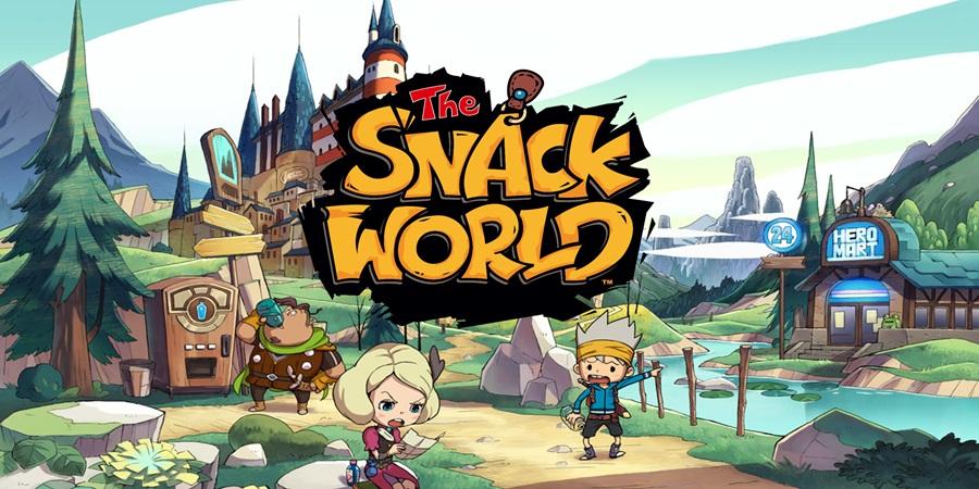 Level-5 lançará a franquia The Snack World no ocidente em 2020
