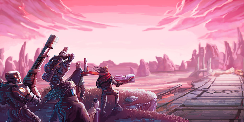 RPG rogue-lite Star Renegades chegará ao Nintendo Switch