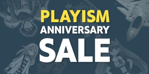 Playism Anniversary Sale – Croixleur Sigma, Kero Blaster, Asterbreed e outros jogos com até 50% de desconto na eShop