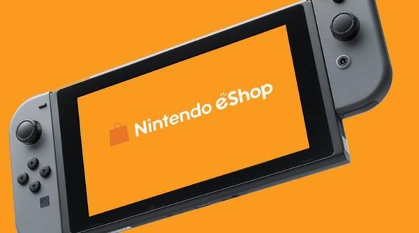 eShop do Nintendo Switch atinge 2105 títulos