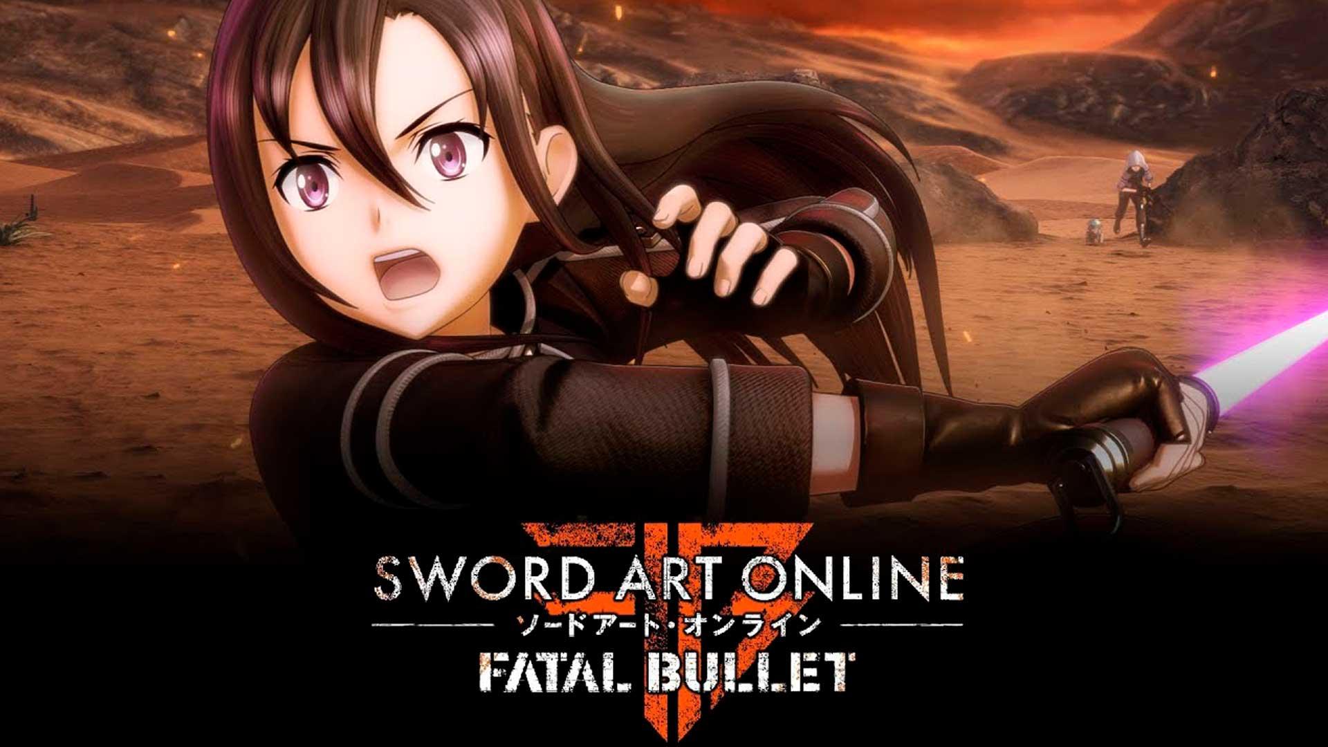 Sword Art Online: Fatal Bullet Complete Edition chega ao Nintendo Switch em 08 de agosto no Japão; Novo trailer