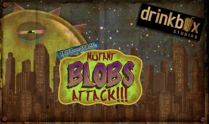 Tales From Space: Mutant Blobs Attack!!! é lançado de surpresa na eShop do Nintendo Switch