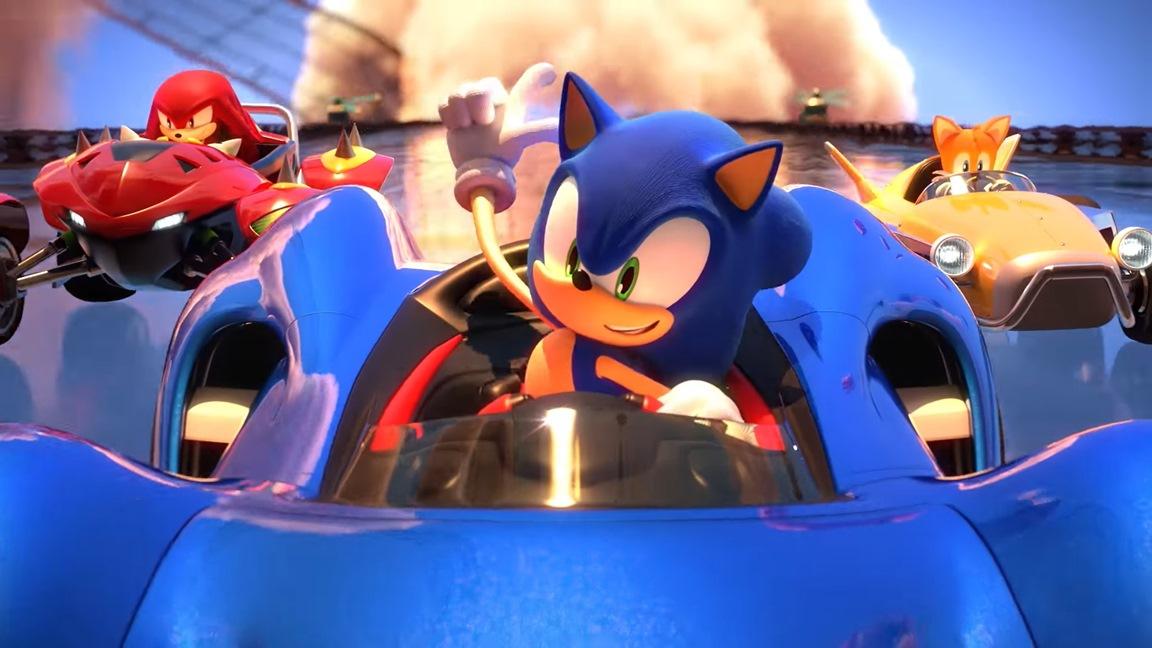 Analista diz que Team Sonic Racing vendeu mais no Switch que nas outras plataformas nos EUA