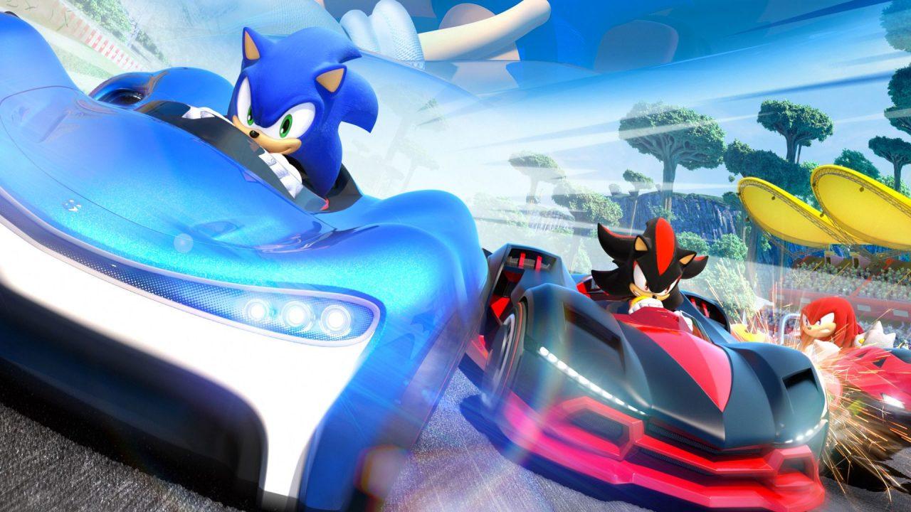 Não há planos para DLCs em Team Sonic Racing, jogo não terá microtransações