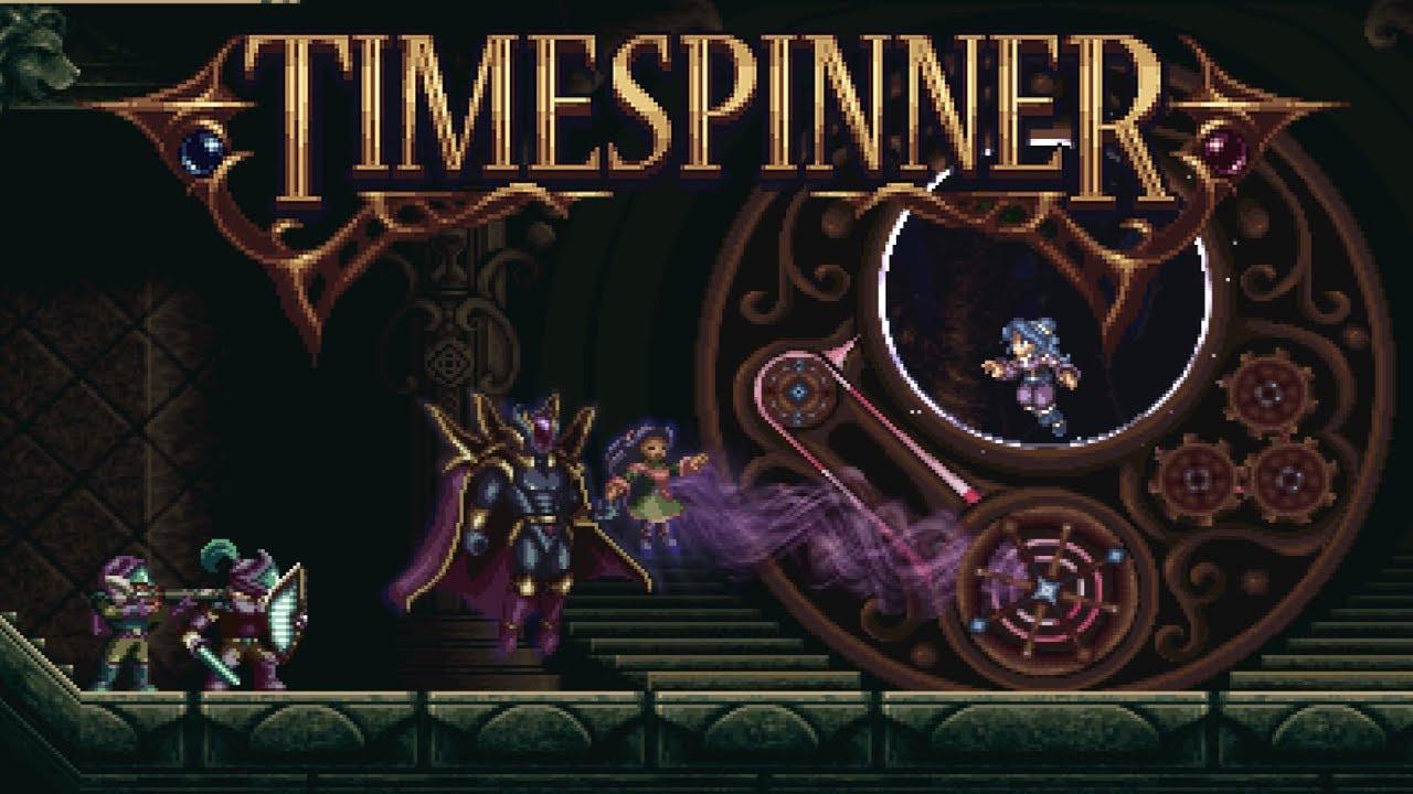 Chucklefish anuncia Timespinner para o Nintendo Switch, jogo chega na próxima semana