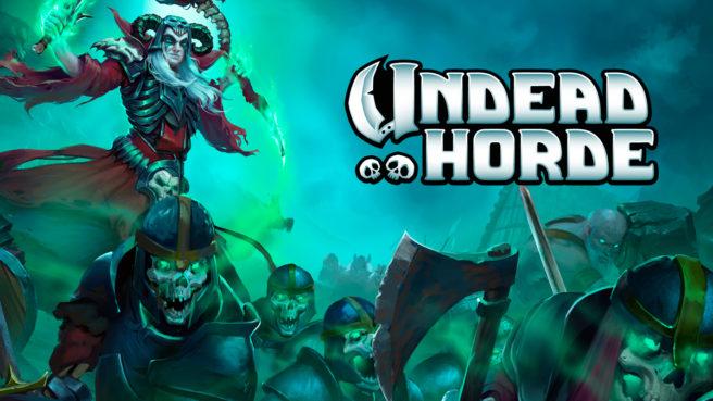 [Switch] Undead Horde ganha data de lançamento; Trailer