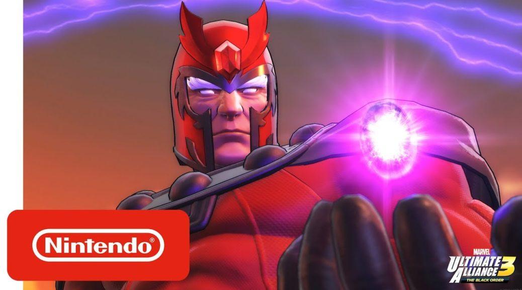 [Switch] Marvel Ultimate Alliance 3: The Black Order ganha novo trailer focado nos X-Men