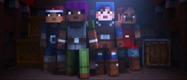 Mojang anuncia Minecraft Dungeons para o Nintendo Switch, lançamento em 2020