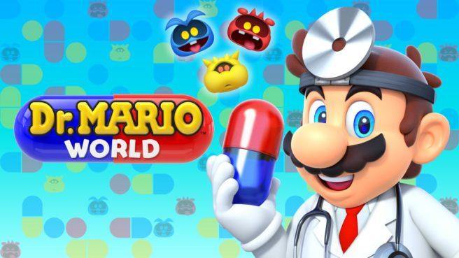 [Mobile] Dr. Mario World recebe novo trailer